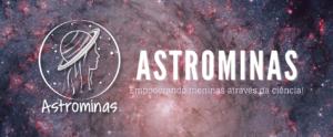 Banner oficial do Astrominas.