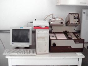 Laboratório de Bioquímica e Transplante Hepático(oxigrafo)