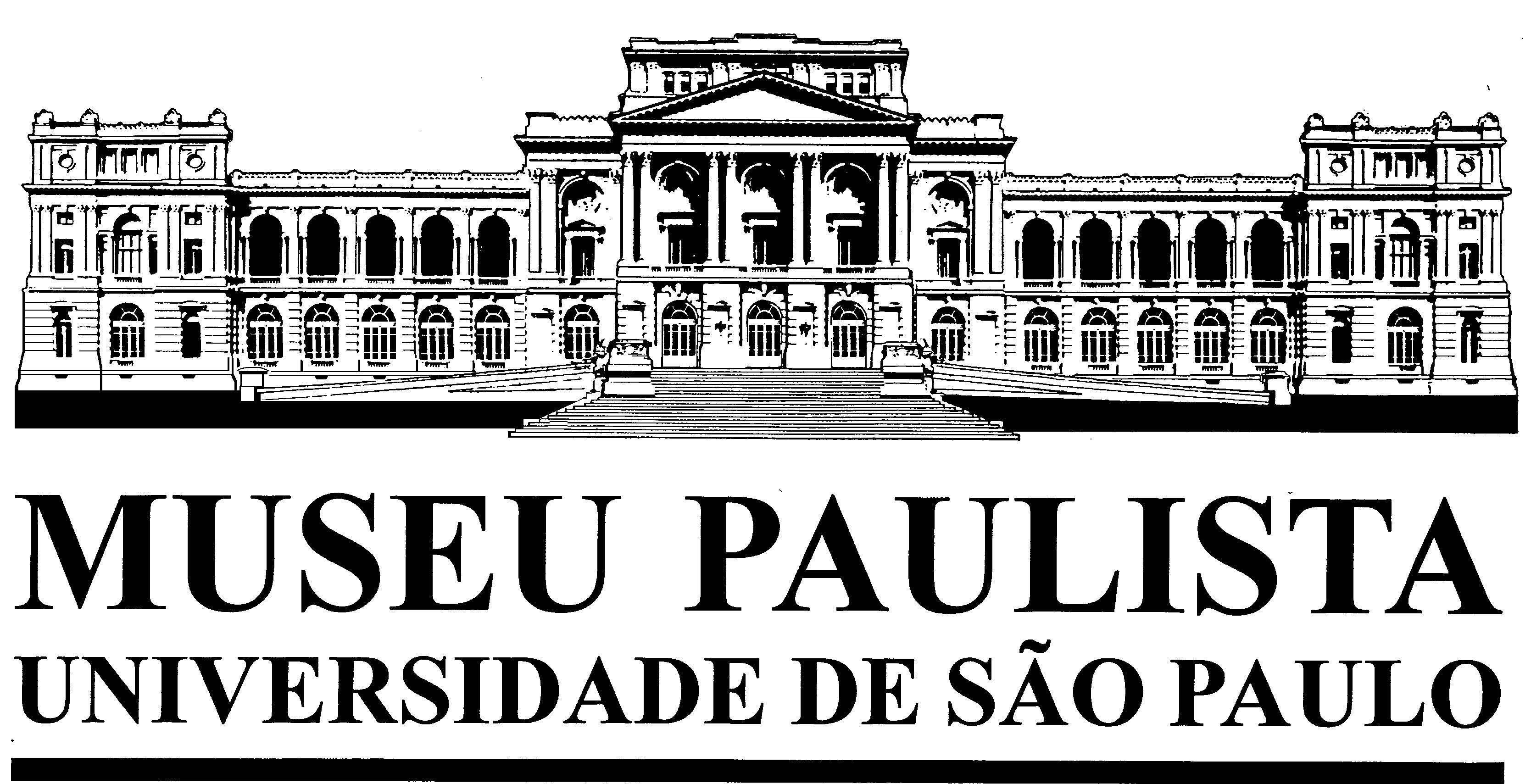 Logotipo do Museu Paulista da USP