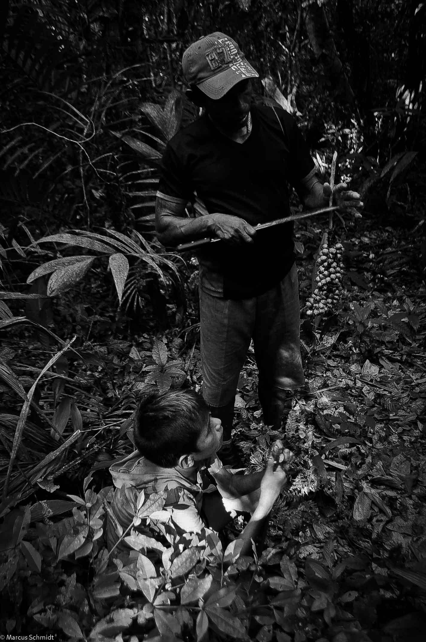 Aprendizados na floresta, T.I Arara - PA