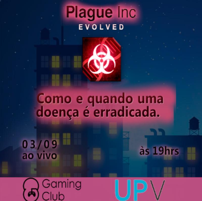 Partida de game mostra como pandemia se desenvolve