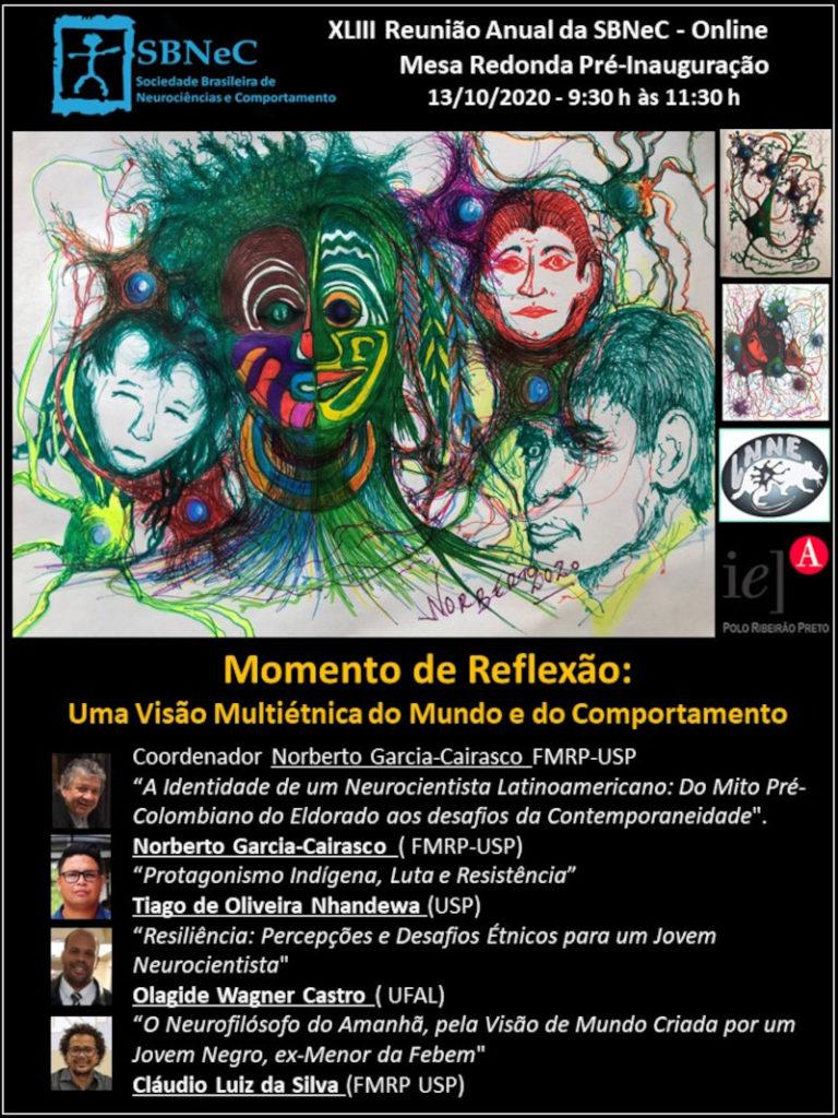 Rede CienArtES participa de 43ª Reunião da SBNeC
