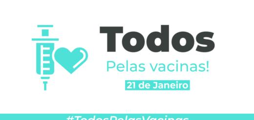 odos pelas Vacinas reúne organizações de divulgação científica e entidades científicas em ações pró vacinação contra a Covid-19