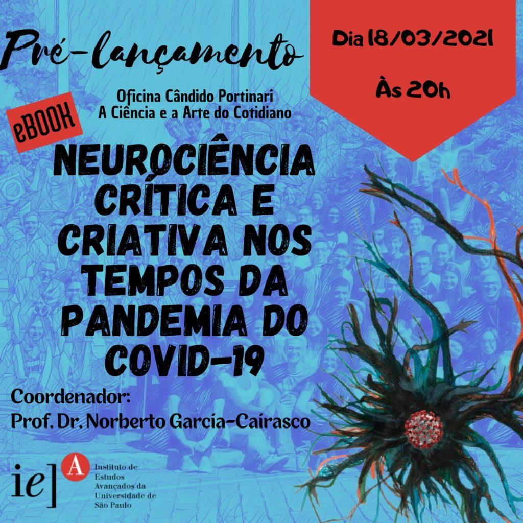 Eventos on-line da Rede CienArtES integram X Semana Nacional do Cérebro