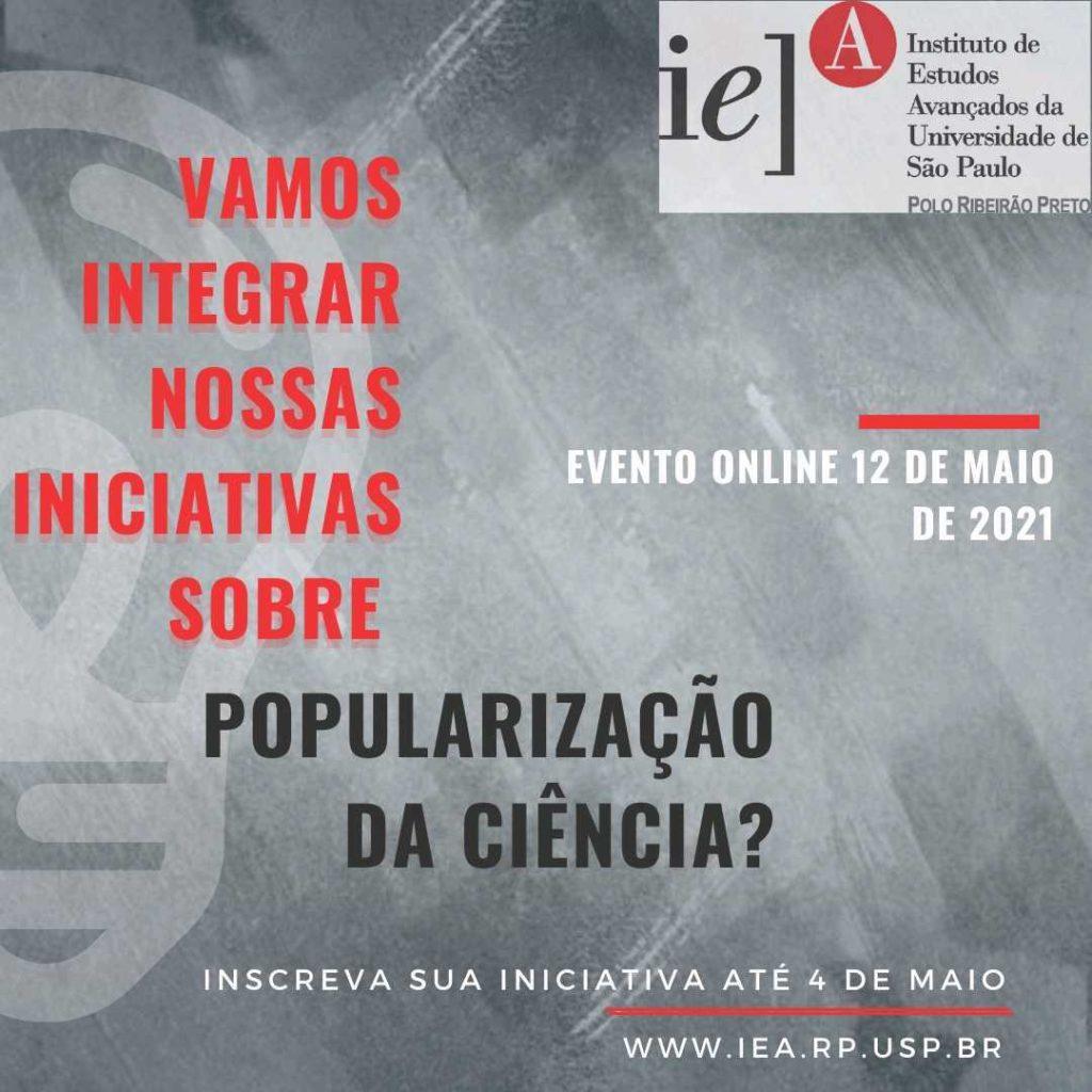 Encontro integra iniciativas de divulgação científica da USP Ribeirão Preto