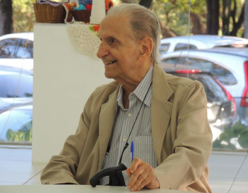 Morre o professor emérito do IEA Sérgio Mascarenhas