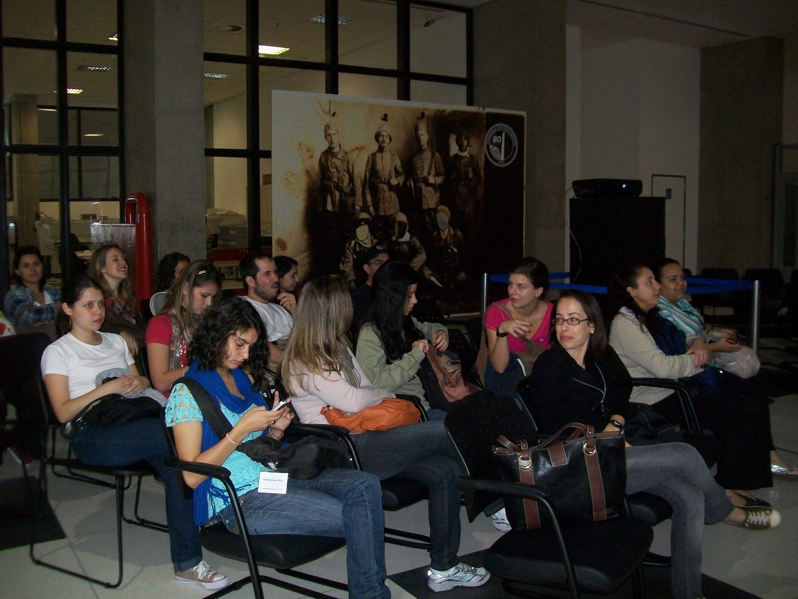 INTERGRUPOS SP_2012_ARQUIVO DO ESTADO_2
