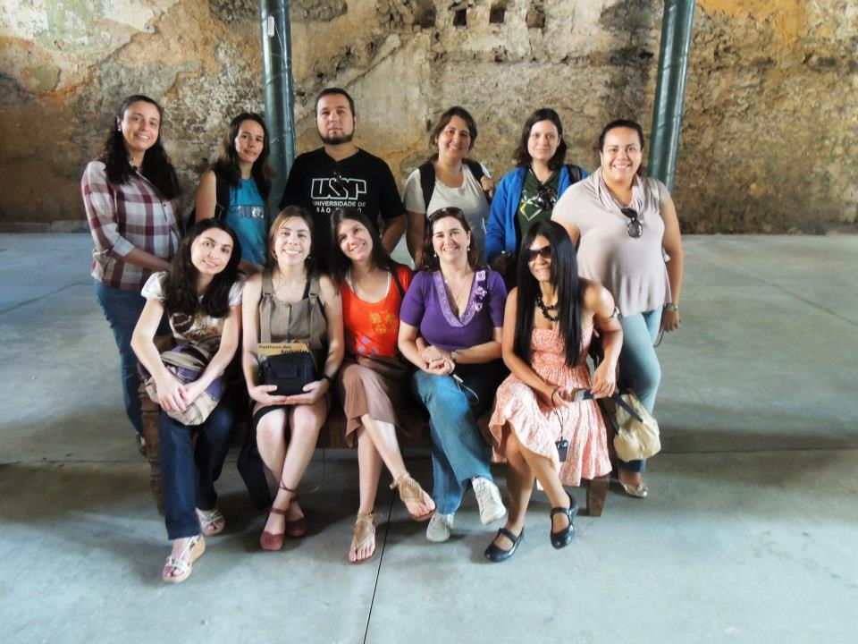 Intergrupo Santos 24-8-2012