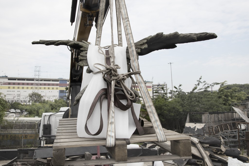 deposito monumentos de São Paulo