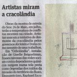 Artistas miram a Cracolândia
