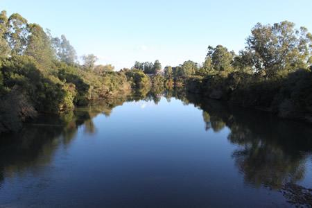Nascente do Rio Jacuí