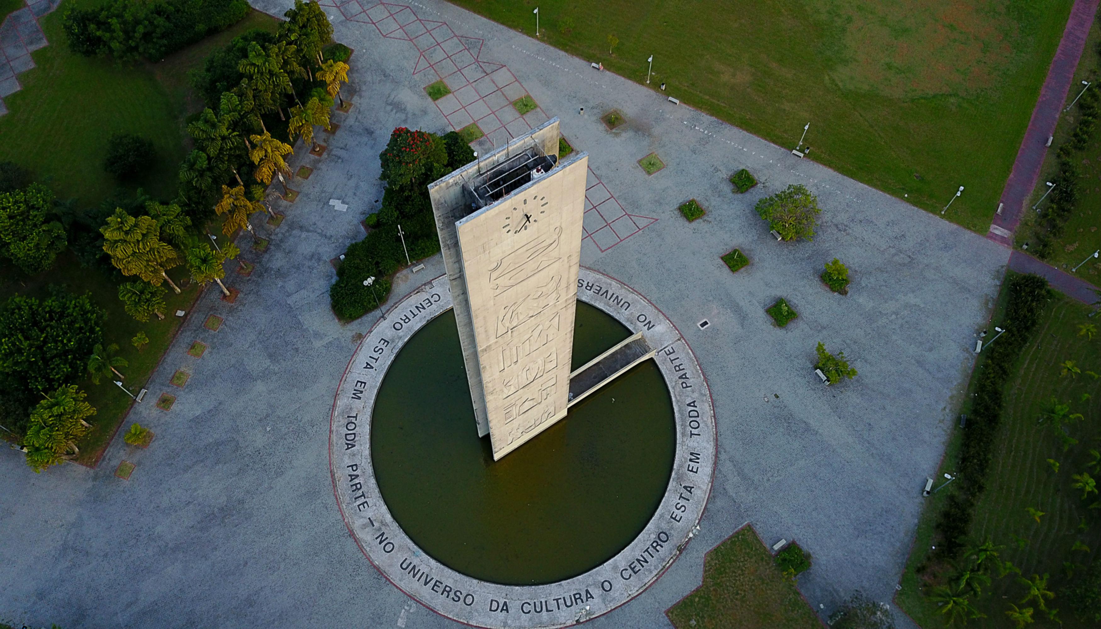Praça Relógio 360º