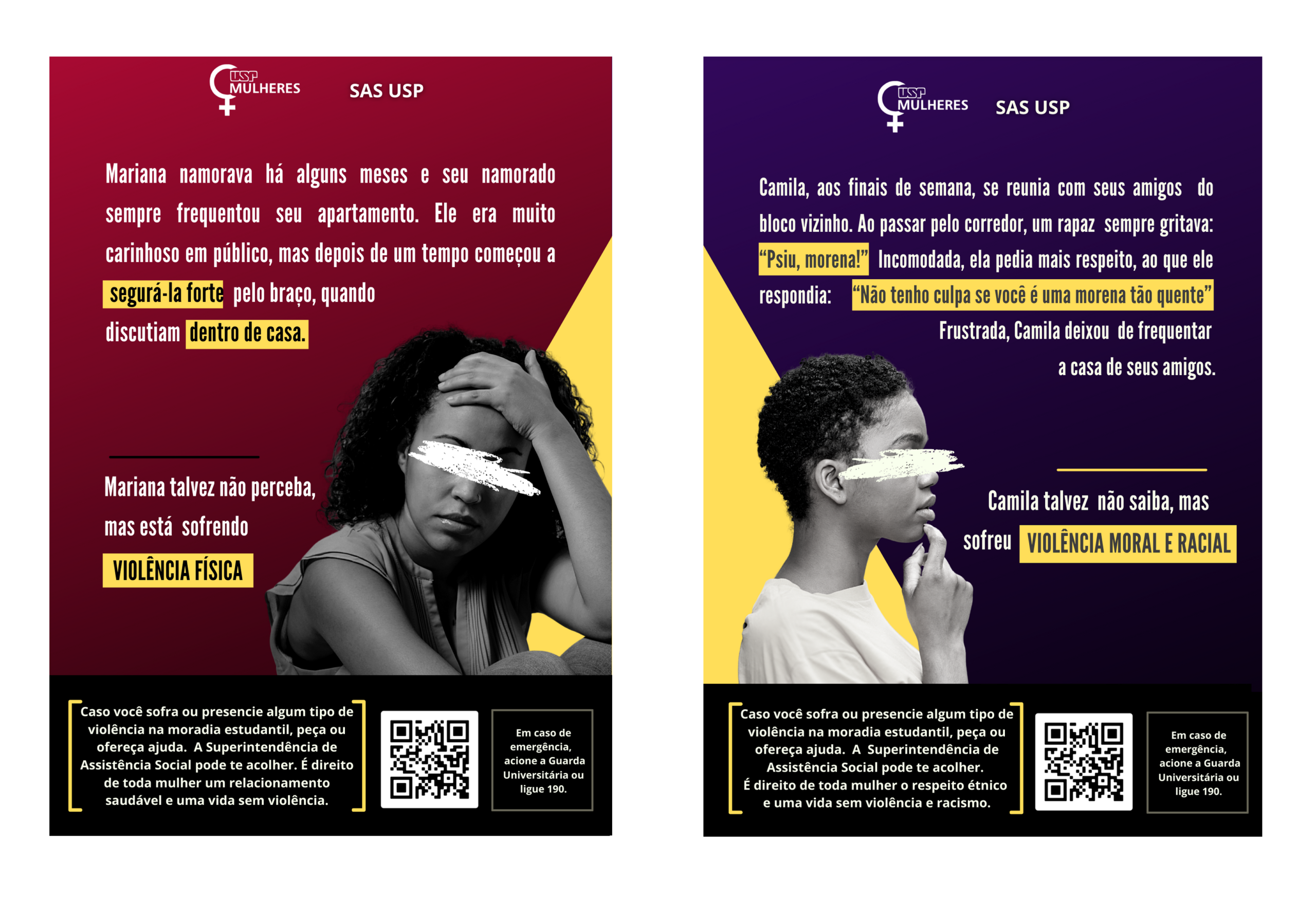 Contra a Violência de Gênero