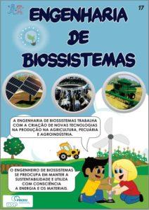 USP na Escolinha e a Engenharia de Biossistemas